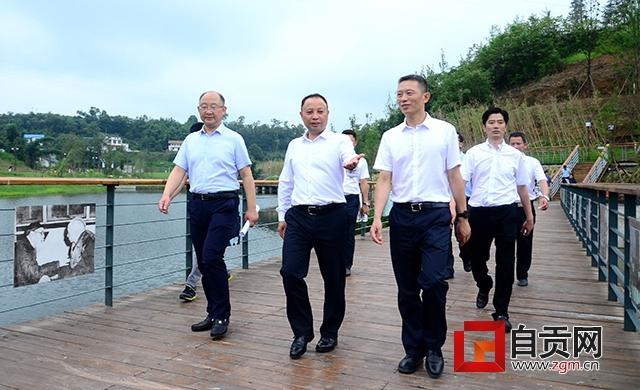 何树平调研荣县推进乡村振兴发展情况