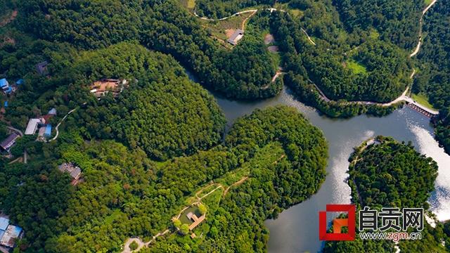 世外桃源般的尖山景区 计划总投资22.3亿元打造